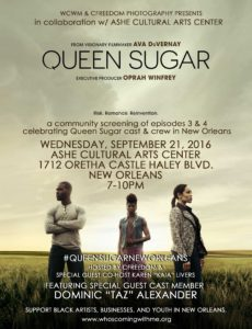 QUEEN SUGAR NEWORLEANS pt2
