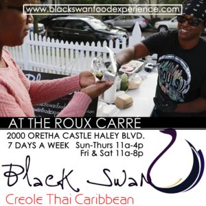 BLACK SWAN @ THE ROUX CARRE