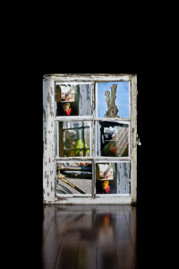 Window Pain No829 by Cfreedom Photography
