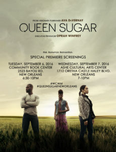 QUEEN SUGAR NEW ORLEANS